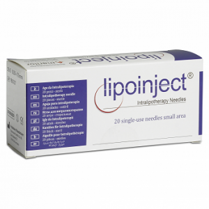 Lipoinject Intralipotherapy Needles (1×20 needles for small area)