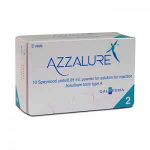 Buy Azzalure 2x125iu Online without prescription