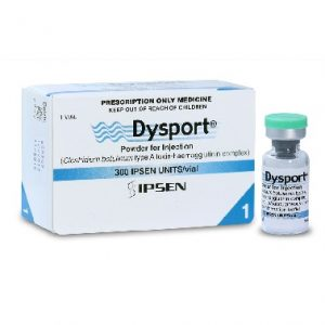 Buy DYSPORT-1X300IU Online at cheap price