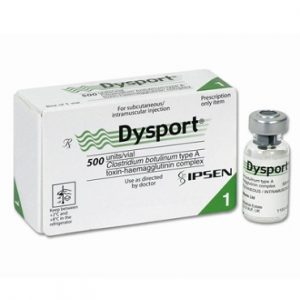 Buy Dysport 1x500iu Online without prescription